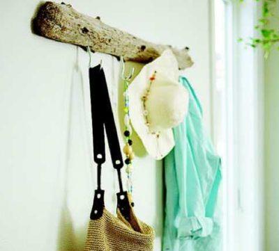Reutiliza decora tu casa con ramas y madera natural se - Mira y decora ...