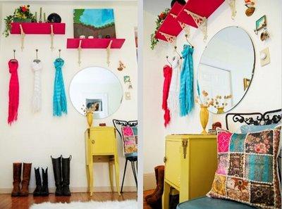 Hallway no es m s de lo mismo - Papel para empapelar muebles ...