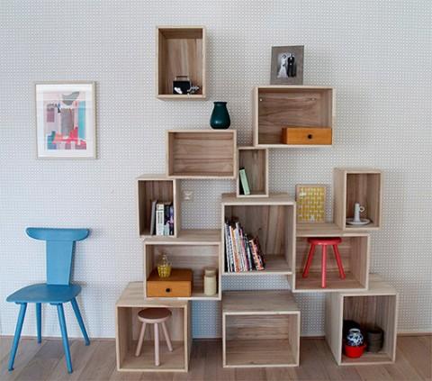 Decorar con cajas de fruta no es m s de lo mismo - Ideas para el hogar ...