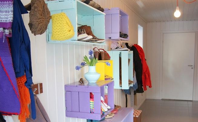 Decorar con cajas de fruta no es m s de lo mismo for Decorar mi cuarto con reciclaje