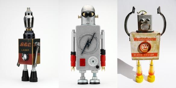 Robot Pitarque